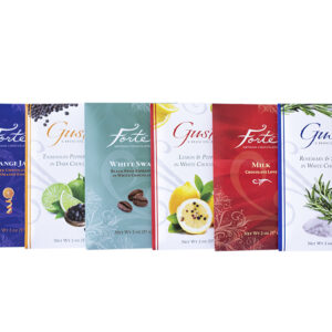 Award Winning Bar Set Forte and Gusto Mixed Bars